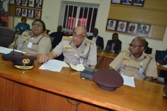 Presentation of System Study and Review Exercise Conducted on Nigeria Immigration Service