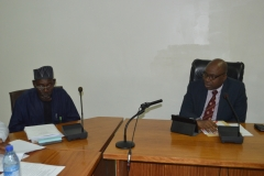 Presentation of System Study and Review Exercise Conducted on Rural Electrification Agency