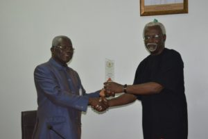 ICPC, Cameroonian Anti-Corruption Body seek African Cooperation