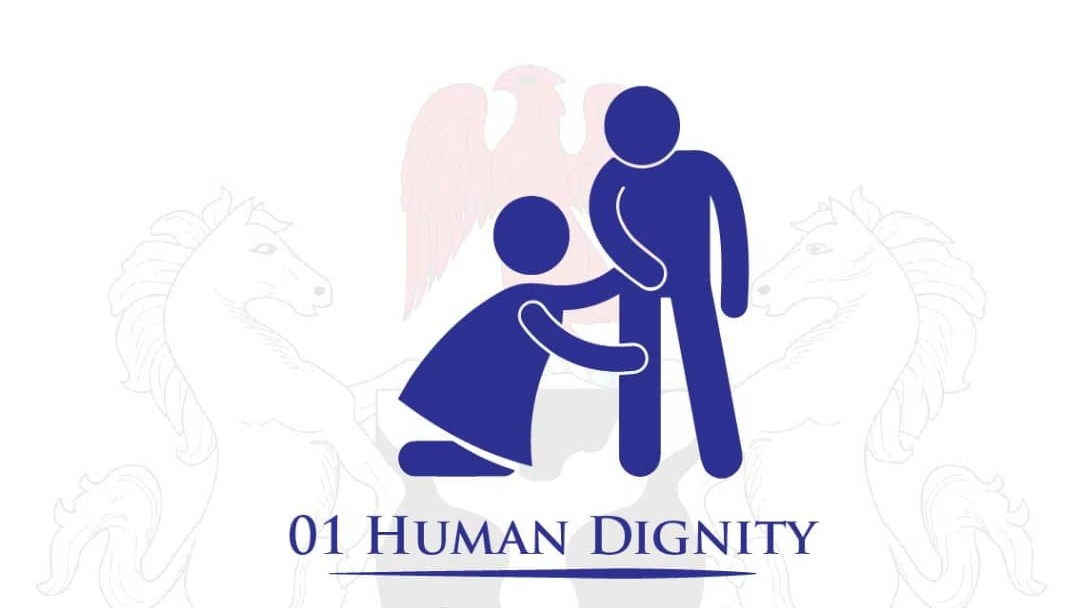 Every citizen has a right to be treated with respect irrespective of his/her creed, vocation, gender, race, or social status.